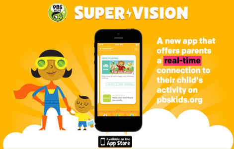 PBS KIDS Super Vision