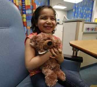 Donate 'Ben Flyin' Teddy Bears to Kids in Need