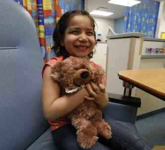 Donate 'Ben Flyin' Teddy Bears to Kids in Need