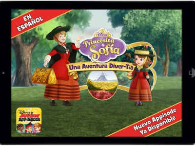 "Disney Appisode: ""Sofia the First: the Great Aunt-Venture"""