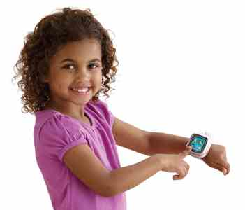 VTech Offers Fun Camera Watch for Kids