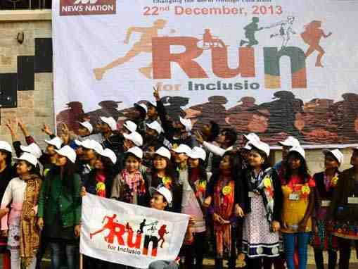 Aide et Action Run for Inclusion
