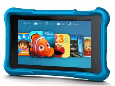 Introducing Fire HD Kids Edition—The Kids Tablet