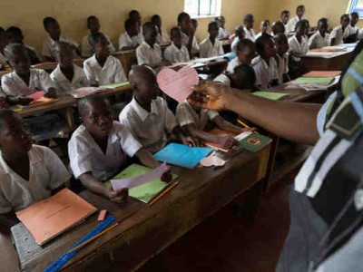 Over 40,000 New Books for Children in Ebola-Affected Liberia