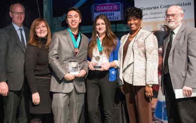 Students Win Top Prizes at STEM Competition