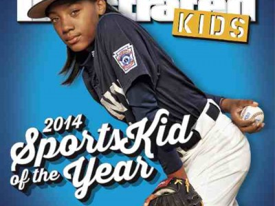 Mo'ne Davis: 13-Year-Old SportsKid of the Year