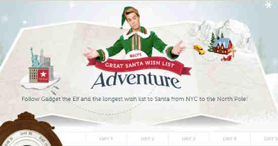 Longest Wish List to Santa