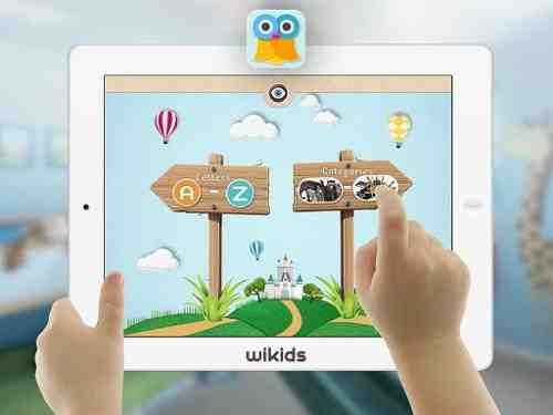 Wikids: the Encyclopedia App for Young Children