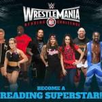 WrestleMania Reading Challenge