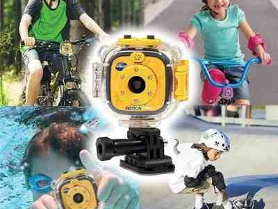 Kidizoom Action Cam: A New Tech Device for Kids