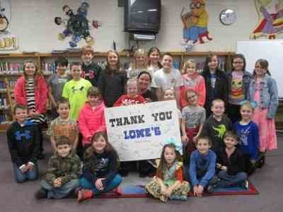 Lowe's Toolbox for Education Offers Grants to Schools
