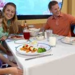 Disney Ships to Offer Mickey Check Meals for Kids