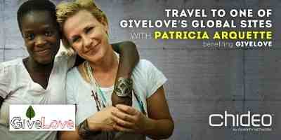 Oscar Winner Patricia Arquette Ready to Give Love