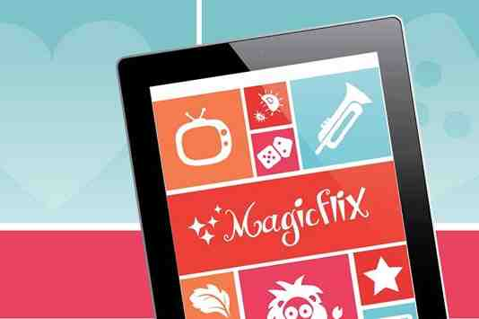 Kids' Streaming Service Magicflix