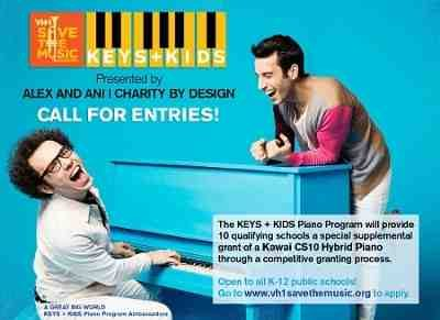 Save The Music: Piano Grant Opportunity for Schools