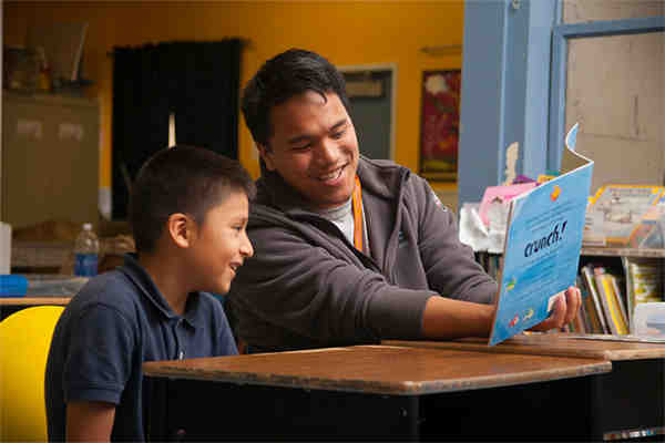 Reading Partners Help Students in Schools for Reading