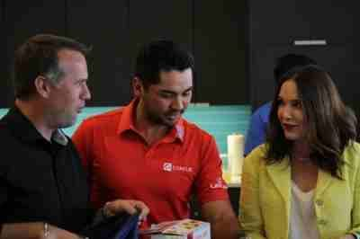 PGA Golfer Jason Day Works for Underserved Children