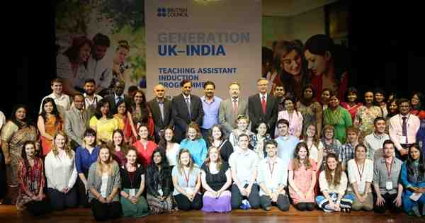 British Council Partners with Schools in India