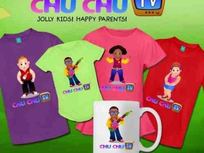 Here Comes ChuChu TV: Children's YouTube Channel