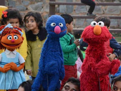 New Sesame Street Preschools Launched in Bengaluru