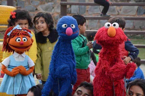 Sesame Street Preschools