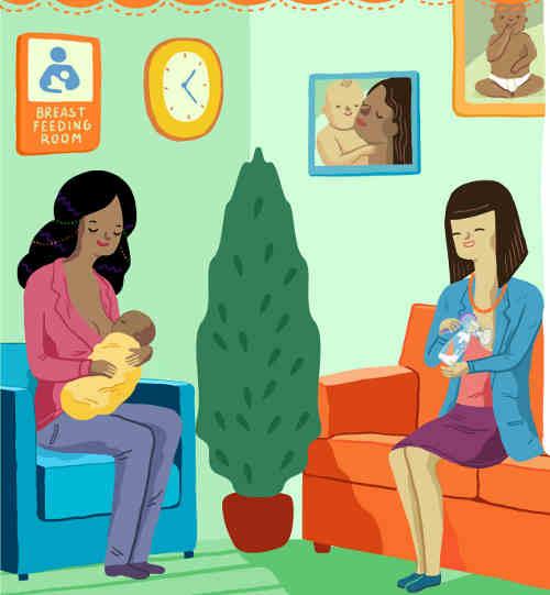 World Breastfeeding Week: 1–7 August 2015