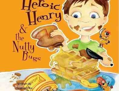 New Book to Educate Children About Peanut Allergies