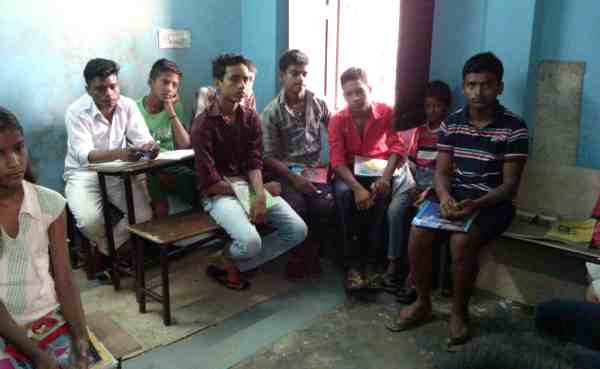 Students in the Educhat Program of RMN Foundation