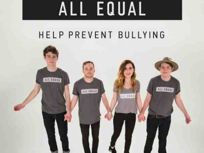 All Equal: Hollister's 2015 Anti-Bullying Campaign