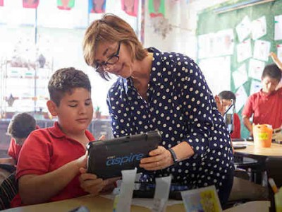 AT&T Makes $20 Million Investment in Students and Teachers