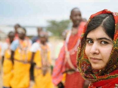 Malala Petitions to Fund Education for Girls
