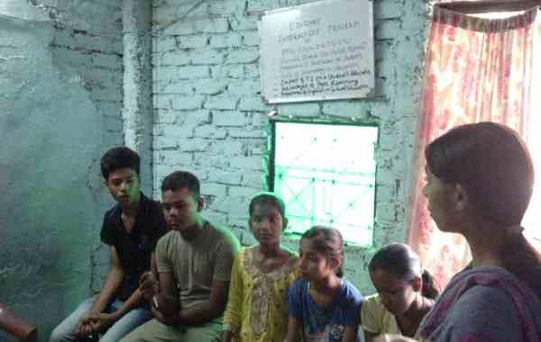 Educhat Program at RMN Foundation School in New Delhi