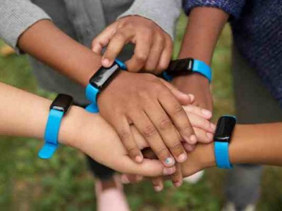 UNICEF Kid Power Band to Help Children in Need