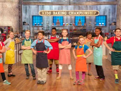 Kids Baking Championship Returns for a New Season