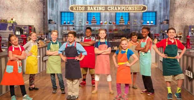 Kids Baking Championship Returns for a New Season