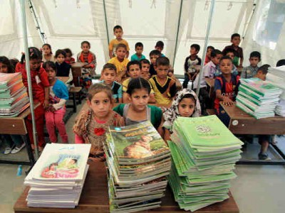 Children Deprived of Education in War-Torn Iraq: UNICEF