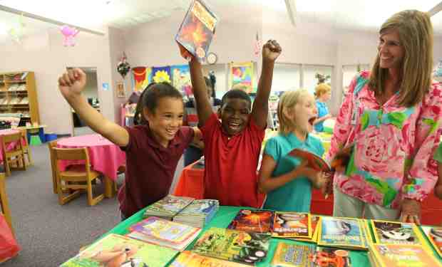Program to Improve Reading Proficiency Among K-3 Students