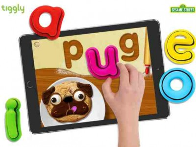 New Educational App: Sesame Street Alphabet Kitchen