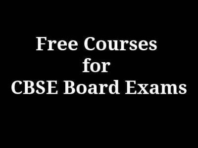 NIIT Offers Free Courses for CBSE Board Exams in India