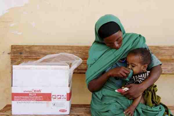 Ethiopia Drought: Millions of Children Face Hunger Crisis