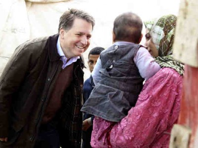 UNICEF Appoints Justin Forsyth to Lead Change for Children