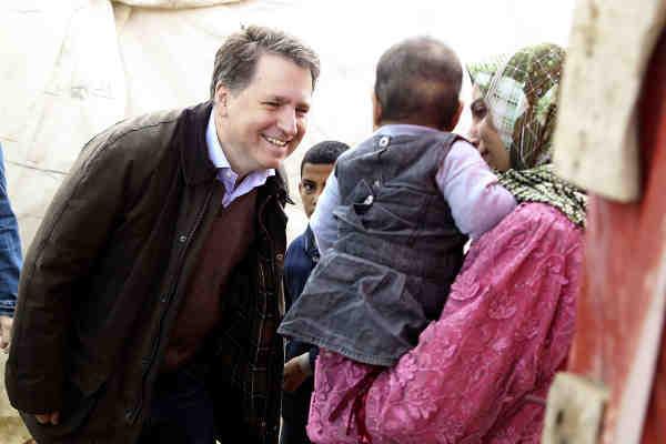 Justin Forsyth to Lead Change for Children