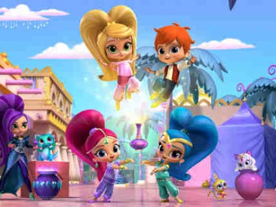 Nickelodeon to Release Animated Preschool Series Shimmer and Shine