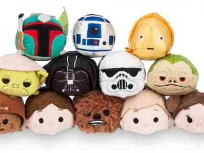 Disney Store Releases Star Wars Tsum Tsum Collection