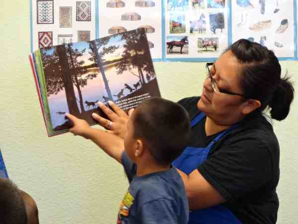 Education Program Launched for American Indian Children