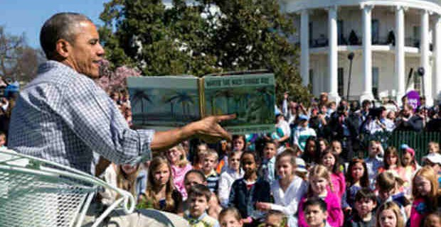 White House Announces Easter Egg Roll Talent Line-up