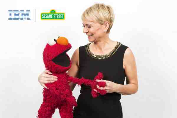 Sesame Workshop and IBM Team Up for Early Childhood Education