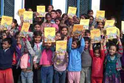 Multiple Subject Book Launched for School Students