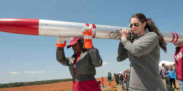 NASA to Host Student Rocket Launch Competition