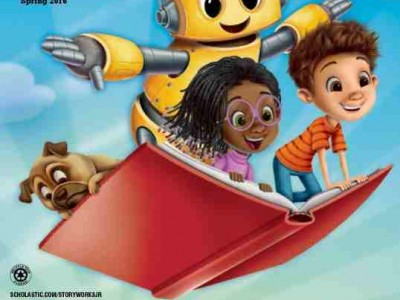 Scholastic Launches Storyworks Jr. Classroom Magazine